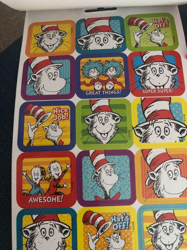 De. Seuss Spanish books and material