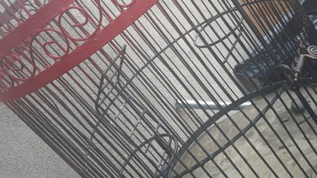 Metal BIRD CAGE for Sale in Compton,  CA