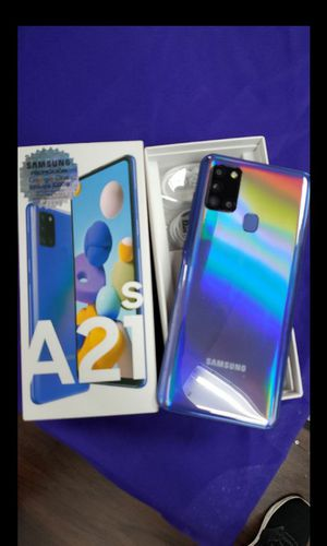 Samsung Galaxy A21s Unlocked (Brand New) for Sale in Queens, NY