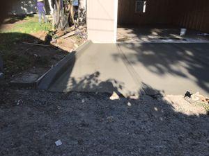 Cement Work for Sale in Kansas City, KS