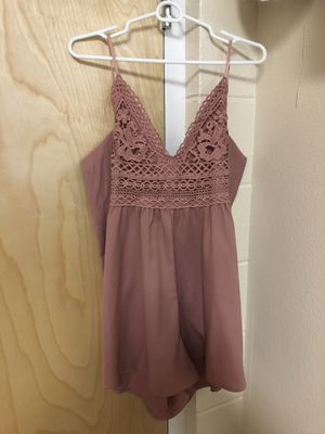 Small Pink Romper for Sale in Tampa, FL