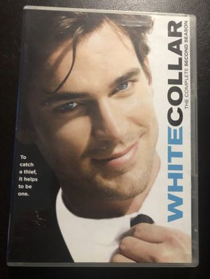 WHITE COLLAR ( season 2)-dvd-serie for Sale in Tamarac, FL