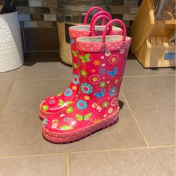 Toddler Girl Rainboots for Sale in Everett,  WA