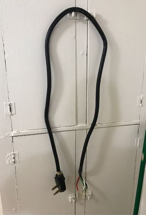 Four Prong Dryer Cord for Sale in Tacoma, WA