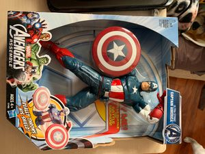 Captain America Marvel Ultra Strike Avengers Assemble for Sale in Chicago, IL