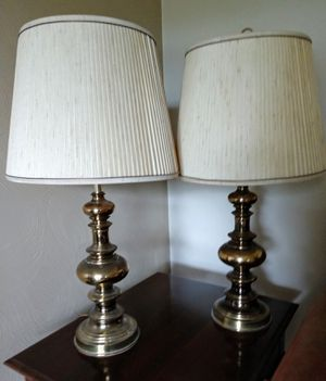 Brass lamps for Sale in Irwin, PA