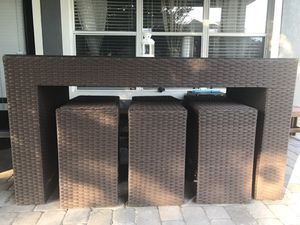 Outdoor patio furniture for Sale in Windermere, FL