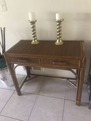 Console table/ desk for Sale in Fort Lauderdale, FL