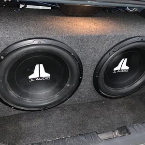 JL audio 15's CP110-W0v3 for Sale in Winter Haven, FL