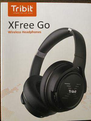 Tribit Wireless Headphones for Sale in San Diego, CA