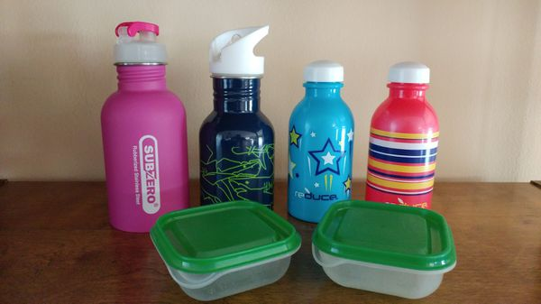 Kids Lunch Box Items