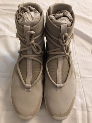 Air Fear of god 1 oatmeal size 10 100% authentic for Sale in Lynn, MA