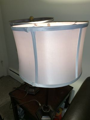 Two table lamps for Sale in Cincinnati, OH