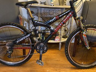 Giant Canyon Full Suspension for Sale in Humble,  TX