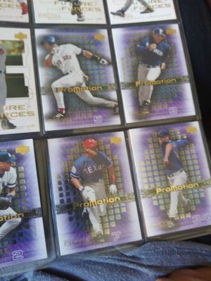 Ud 2000 pros prospects inserts for Sale in Wichita, KS