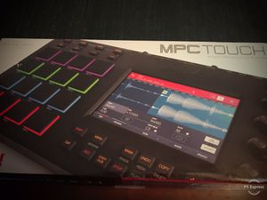 Akai MPC Touch with MPC 2.7 software for Sale in Chula Vista, CA