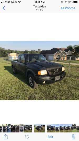 2003 Ford Ranger ext cab for Sale in Enigma, GA