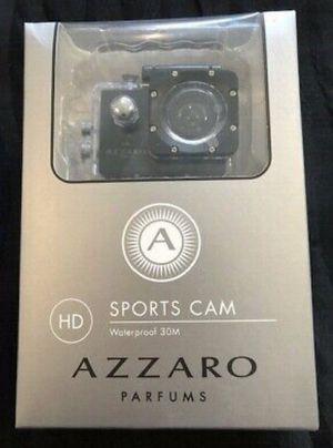 Azzaro HD Waterproof 30m Sports Cam for Sale in Glenpool, OK