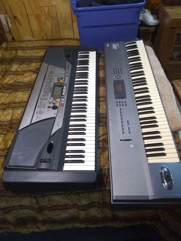 Musical keyboards