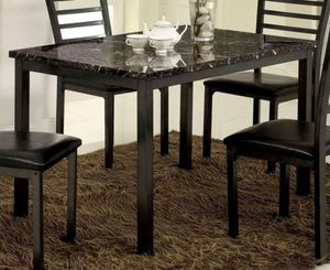 "Colman 48"" Rectangular Leg Dining Table! for Sale in Fresno, CA"