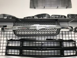 Chevy and gmc grilles HD 03-07 08-13 88-93 94-98 for Sale in Bakersfield, CA