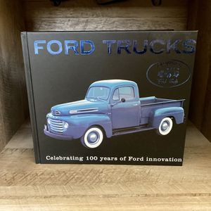 New Ford Trucks: Celebrating 100 Years of Ford Innovation Hardcover Book for Sale in Smyrna, GA