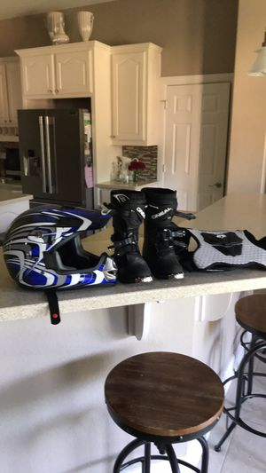 Kids motorcycle gear for Sale in Grapevine, TX