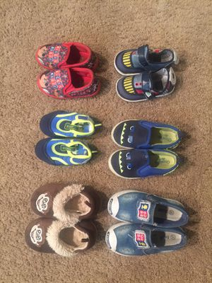 Baby boy shoes for Sale in Frederick, MD