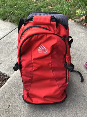 KELTY KIDS , Hiking bag /backpack/ baby carrier for Sale in Potomac Falls, VA