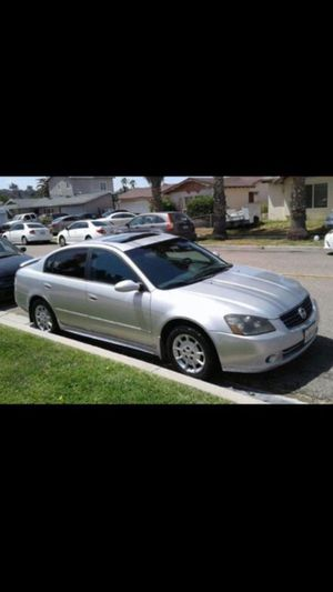 2005 nissan altima for Sale in Spring Valley, CA