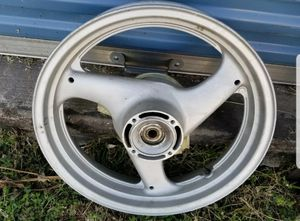Suzuki motorcycle rear rim 500 gse bjg for Sale in Irving, TX