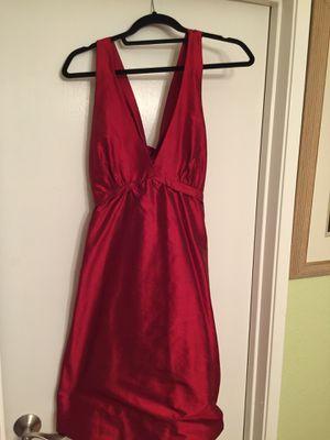 BCBG red bubble dress for Sale in Pleasanton, CA