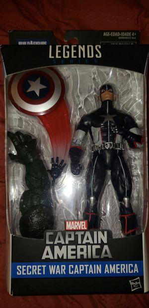 Marvel Legends Avengers Secret Wars Captain America Abomination for Sale in Chicago, IL