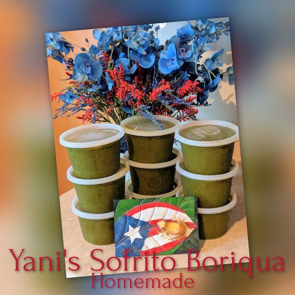 🇵🇷 Yani's Sofrito Boriqua 🇵🇷