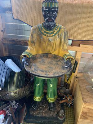 Orula el negro statue for Sale in West Park, FL