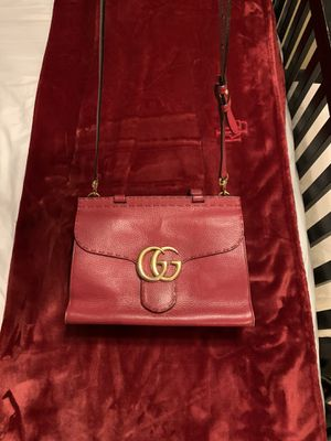 Red Gucci Marmont bag for Sale in Sherwood, OR