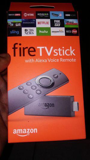 Fire tv unlocked for Sale in Zephyrhills, FL