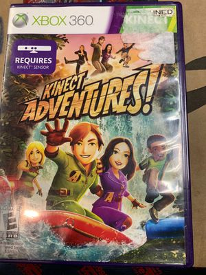 Kinect Adventures game for Xbox 360 for Sale in Lodi, CA
