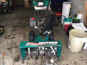 Snow blower. for Sale in Utica, NY