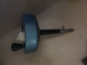 Drain clearing tool for Sale in Los Angeles, CA