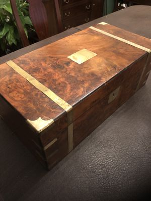 Antique English Writing Lap Desk for Sale in Centreville, VA