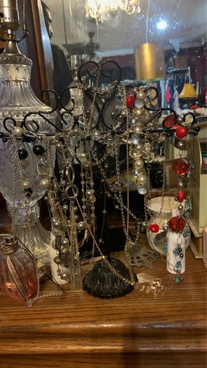 Necklaces all kinds and styles more than this for Sale in Corpus Christi, TX