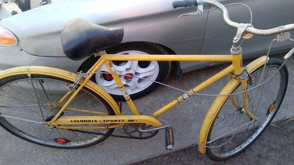 Columbia sport 3 bike