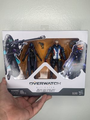 Overwatch collectibles for Sale in Los Angeles, CA