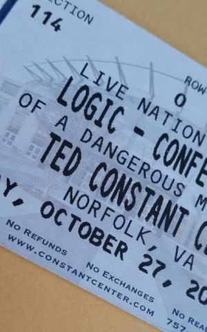 LOGIC, YBN CORDAE & J.I.D. at Ted Constant Center Otctober 27 @ 7:30 PM for Sale in Virginia Beach, VA