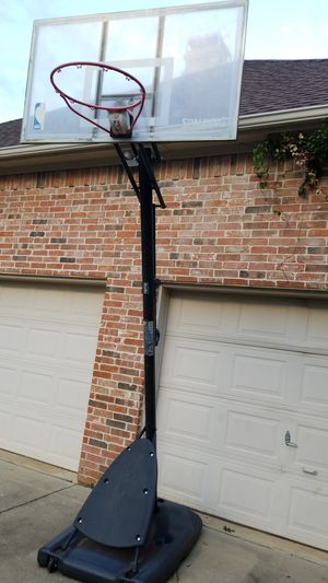 Metal basketball hoops for Sale in Frisco, TX