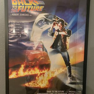 Movie Posters Wall Art Lot Space Jam Harry Potter Jaws Terminator Rocky Good Bad Ugly The Flash for Sale in Fort Worth, TX