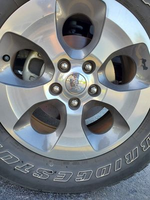 Jeep Wrangler Sahara Stock Wheels for Sale in St. Petersburg, FL