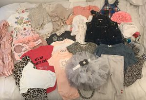 Baby Girl Spring/Summer Clothes (0-12 months) for Sale in St. Louis, MO
