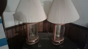 I have 3 lamps all works for Sale in Corona, CA